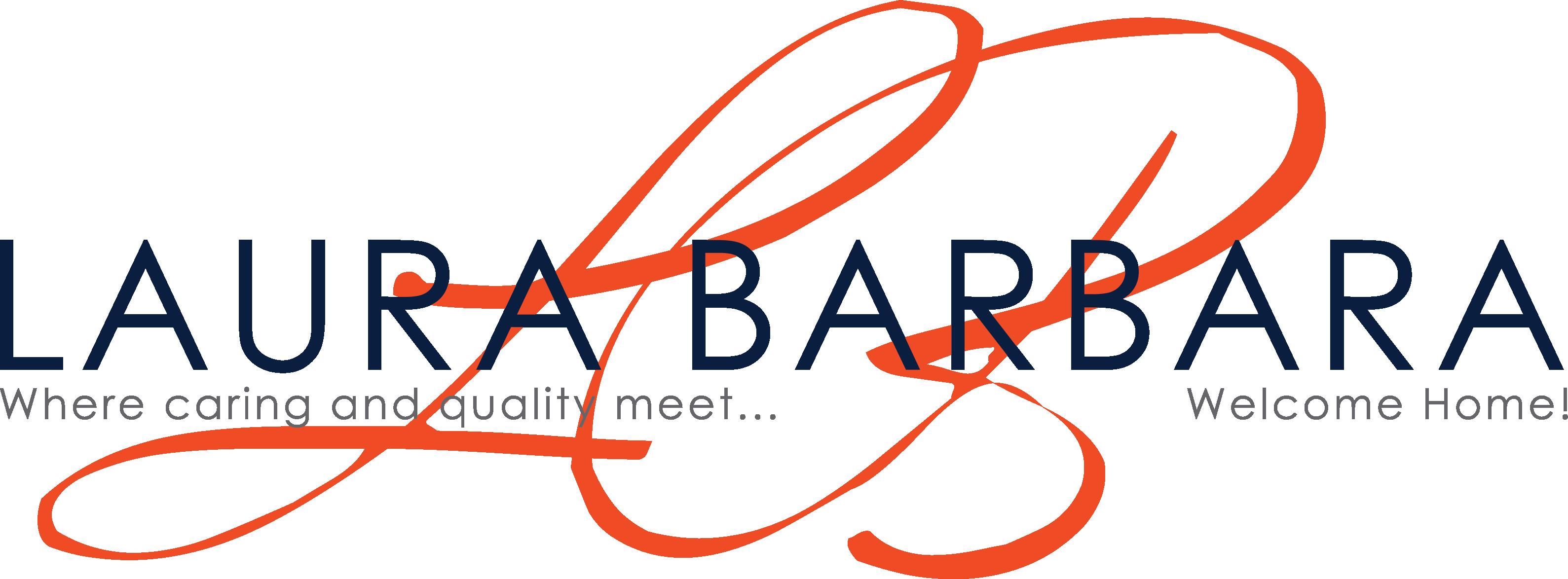 LB logo - Orange - Blue- Grey
